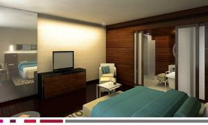 Ansicht Marriott Pune Hotel & Convention Centre