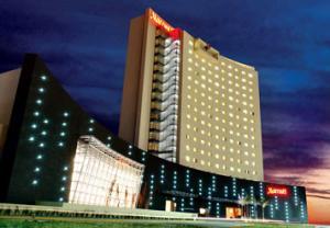 Ansicht Marriott Aguascalientes Hotel