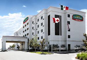 Ansicht Courtyard Monterrey Airport