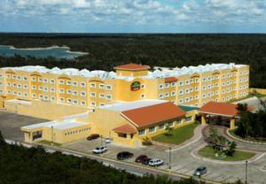 Ansicht Courtyard by Marriott Cancun Airport