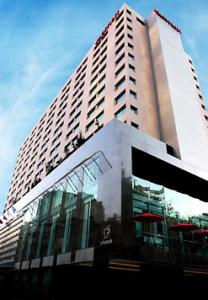 Ansicht Marriott Mexico City Reforma Hotel
