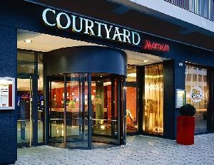 Hotelbild Courtyard by Marriott Munich City Center