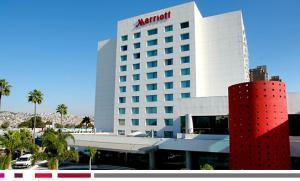 Ansicht Marriott Tijuana Hotel
