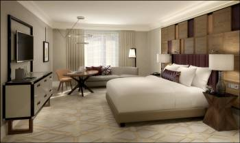 Deluxe room & Club Room, newly renovated