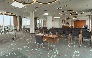Conventionbereich Kiel 1 - 6 mit 360°-Panoramablick über Berlin