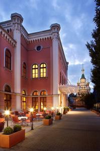 Ansicht Imperial Riding School Renaissance Vienna Hotel