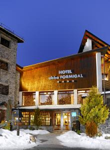 Ansicht Abba Formigal Hotel