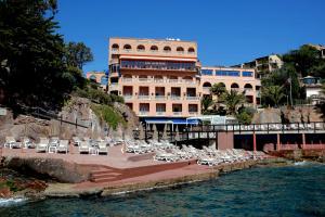 Ansicht Tiara Miramar Beach Hotel Cannes