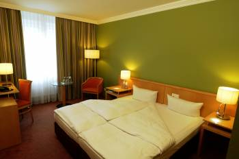 Standardzimmer Grün