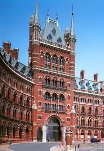 Ansicht Renaissance St. Pancras London Hotel