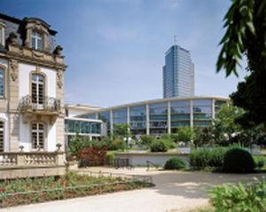 Ansicht Sheraton Offenbach Hotel
