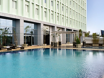 Ansicht Novotel Bangka Hotel and Convention Centre