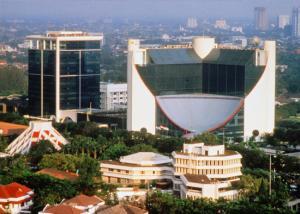 Ansicht Gran Meliá Jakarta  *****FirstClassLuxus