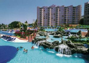 Ansicht Meliá Azul Ixtapa All Inclusive Beach Resort & C. Center