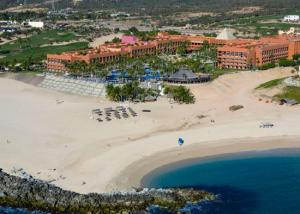 Ansicht Meliá Cabo Real All Inclusive Beach & Golf Resort
