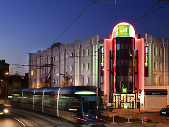 Ansicht ibis Styles Bordeaux Gare Saint Jean