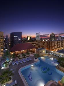 Ansicht Carlton Palace Hotel
