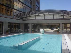 Ansicht Hilton Madrid Airport