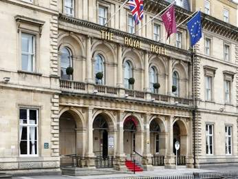 Ansicht Mercure Hull Royal Hotel
