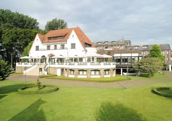 Ansicht Ringhotel Rheinhotel Vier Jahreszeiten