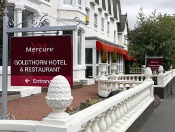 Ansicht Mercure Wolverhampton Goldthorn Hotel