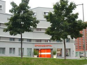 Ansicht BEST WESTERN PLUS Amedia Art Salzburg