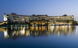 Ansicht Al Raha Beach Hotel