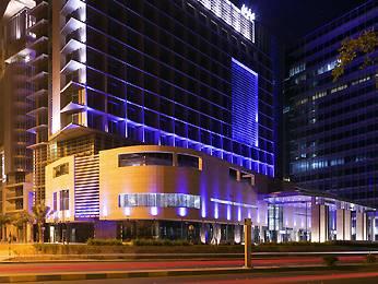 Ansicht Novotel Abu Dhabi Al Bustan