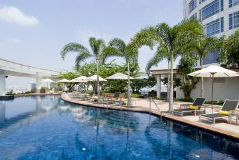 Centara Grand and Bangkok Convention Centre at CentralWorld