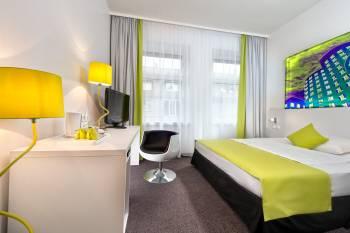 Hotelbild Wyndham Garden Düsseldorf City Centre Königsallee