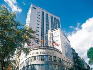 Ansicht Hotel NH Hesperia Barcelona Presidente