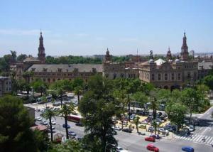 Ansicht Meliá Sevilla