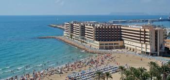 Ansicht Meliá Alicante