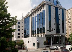 Ansicht TRYP Gijón Rey Pelayo Hotel