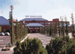 Ansicht TRYP Guadalajara