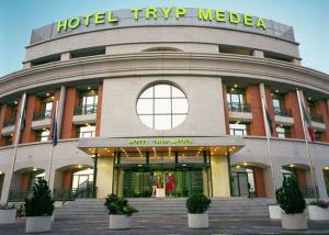 Ansicht Tryp Medea Merida Hotel