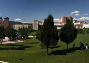 Ansicht Sancho Ramirez Hotel Pamplona