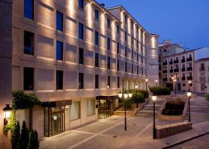 Ansicht Hotel Eurostars Las Claras