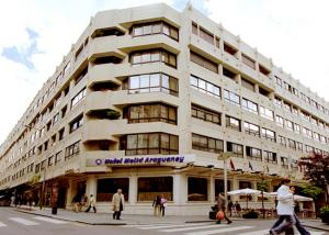 Ansicht Hotel Eurostars Araguaney