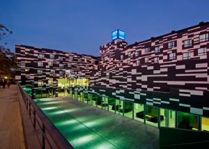 Ansicht TRYP Zaragoza Hotel