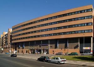 Ansicht TRYP Malaga Alameda Hotel