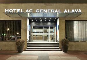 Ansicht AC Hotel General Álava