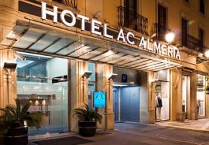 Ansicht AC Hotel Almería