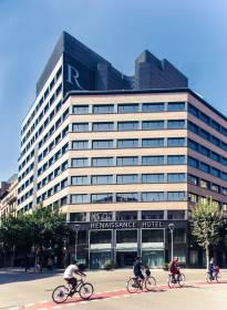 Renaissance Barcelona Hotel facade