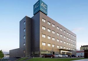 Ansicht AC Hotel Gijon