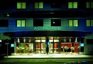 Ansicht AC Hotel León San Antonio