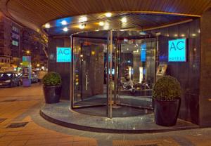 Ansicht AC Hotel Carlton Madrid