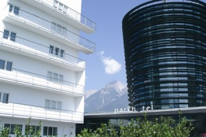 Ansicht Parkhotel Hall in Tirol
