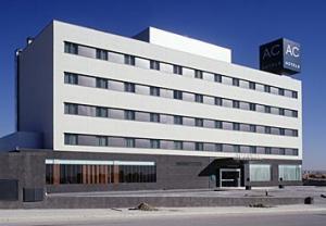 Ansicht Hotel Rivas Vaciamadrid