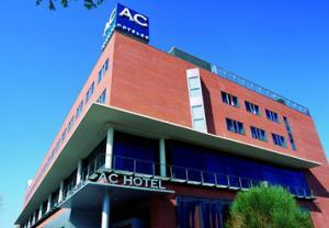 Ansicht AC Hotel Guadalajara